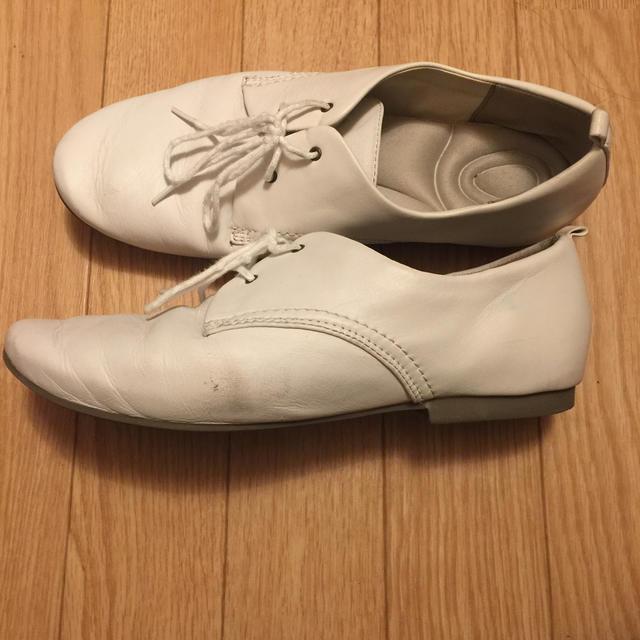 MUJI (無印良品)(ムジルシリョウヒン)の無印革靴 レディースの靴/シューズ(ローファー/革靴)の商品写真