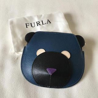 Furla - FURLA コインケース  クマ アニマル型 未使用