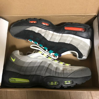NIKE - NIKE AIR MAX 95 OG QS GREEDY