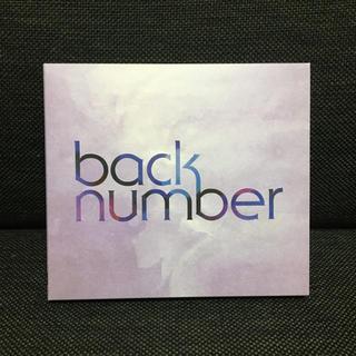 バックナンバー(BACK NUMBER)のシャンデリア (初回限定盤A CD+DVD)(ポップス/ロック(邦楽))