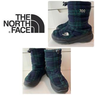 THE NORTH FACE - ノースフェイス ヌプシブーツ
