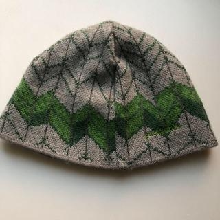 パタゴニア(patagonia)の パタゴニア  Patagonia ビーニー グレー系  (ニット帽/ビーニー)
