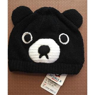 mikihouse - 新品 タグつき 帽子