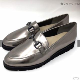 ヴェリココ(velikoko)の小さいサイズ ヴェリココ 21.5㎝(ローファー/革靴)