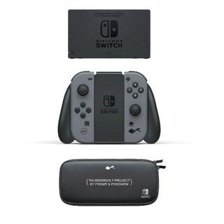 フラグメント(FRAGMENT)の新品 Nintendo Switch THUNDERBOLT PROJECT(家庭用ゲーム機本体)