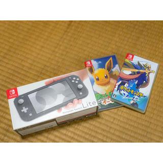 Nintendo Switch - 早いもの勝ち!Switch ポケモンセット!