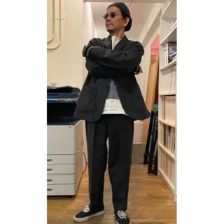 BEAMS - TRIPSTER Dickies Tweed Jacket & Pants 灰S