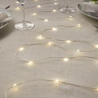IKEA - IKEA VISSVASS LEDライトチェーン