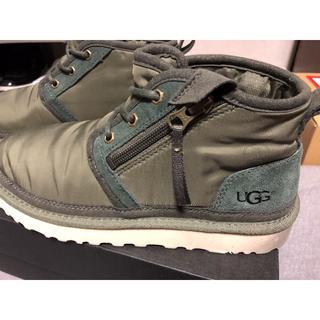 アグ(UGG)のUGG アグ NEUMEL ZIP MLT ニューメルジップMLT 110243(ブーツ)
