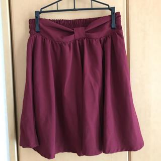 Avail - リボン スカート