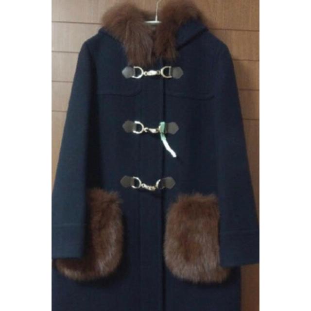 Rirandture(リランドチュール)のリランドチュール  ダッフルコート レディースのジャケット/アウター(ダッフルコート)の商品写真