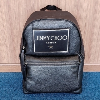 ジミーチュウ(JIMMY CHOO)の【新品】 JIMMY CHOO(バッグパック/リュック)