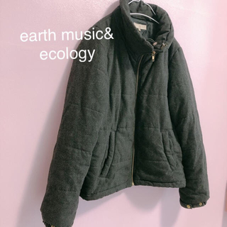 earth music & ecology - ★earth music&ecology ダウンジャケット