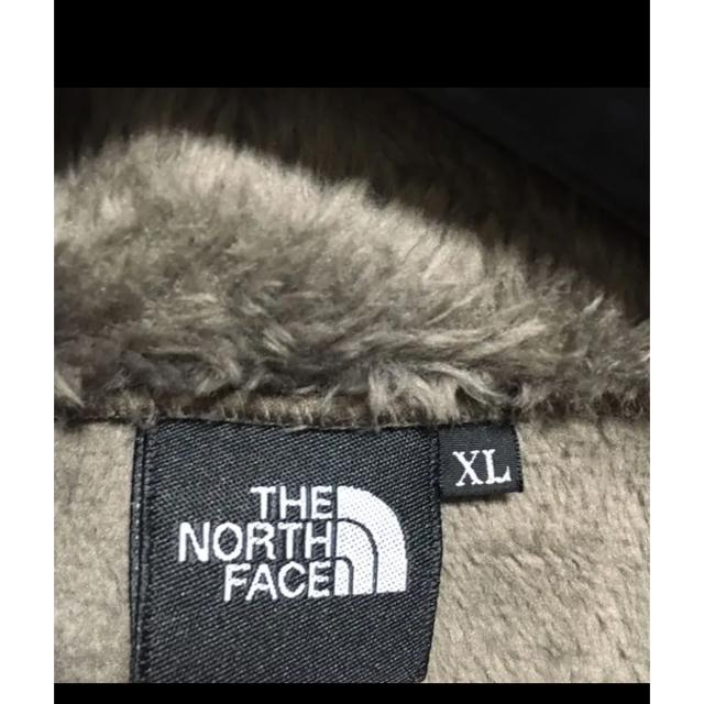 THE NORTH FACE(ザノースフェイス)のノースフェイス アンタークティカバーサロフト XL ワイマラナーブラウン メンズのジャケット/アウター(マウンテンパーカー)の商品写真