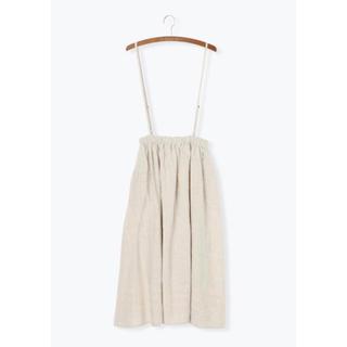 SM2 - 新品 SM2 サマンサモスモス 裾刺繍スカート ベージュ
