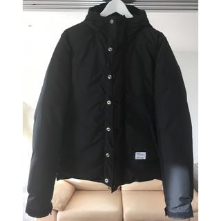 ベドウィン(BEDWIN)のBEDWIN  ベドウィン ダウンジャケット クイーン ブラック サイズ2(ダウンジャケット)