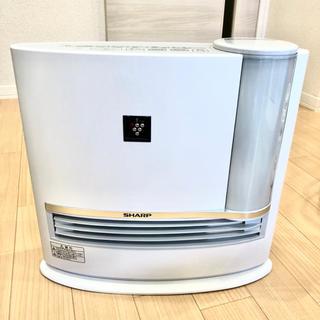SHARP - SHARP 加湿セラミックファンヒーター プラズマクラスター HX-E120