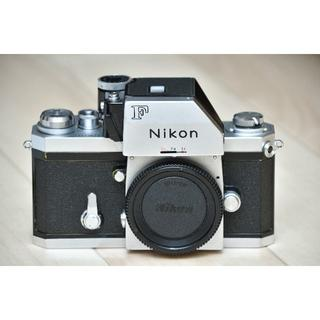 Nikon - 【露出計作動】Nikon F フォトミックFTN(705万番台)