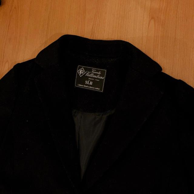 IENA SLOBE(イエナスローブ)の最終値下げ!人気!【SLOBE IENA】VALLOMBROSAチェスターコート レディースのジャケット/アウター(チェスターコート)の商品写真