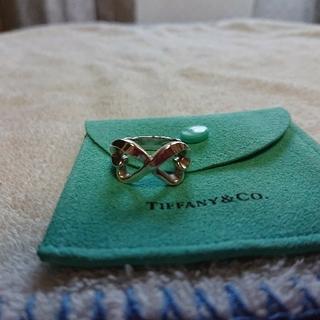 ティファニー(Tiffany & Co.)のティファニーシルバーリングリボン11号(リング(指輪))