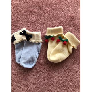 プティマイン(petit main)のapres' les cours 靴下(靴下/タイツ)