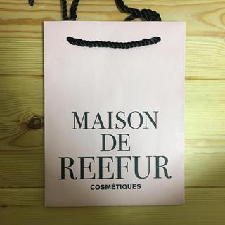 メゾンドリーファー(Maison de Reefur)のメゾンドリーファー ショッパー(ショップ袋)
