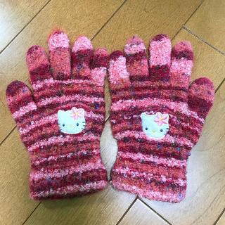 ハローキティ(ハローキティ)のキティちゃん手袋(手袋)