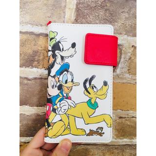 Disney - ♥美品ミッキー&フレンズ 多機種対応 スマホカバー♥