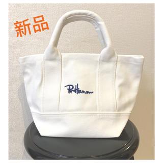 Ron Herman - Ron Herman☆ロンハーマン ミニトートバッグ ホワイト