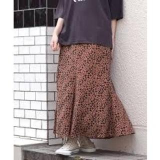 w closet - ダブルクローゼット♡ マーメイドスカート