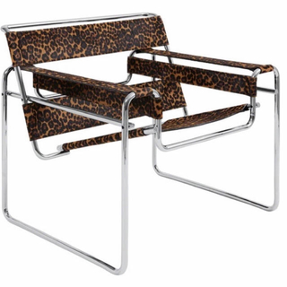 Supreme - Supreme × Knoll Wassily Chair Leopard