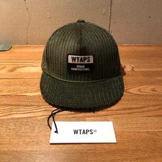 W)taps - wtaps MILITIA / CAP. COTTON. CORDUROY