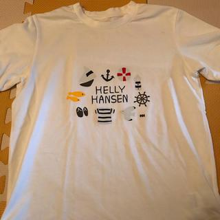 ヘリーハンセン(HELLY HANSEN)の値下げ!ハリーハンセン Tシャツ 150〜Mサイズ(Tシャツ/カットソー)