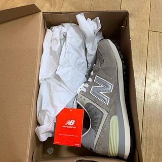 ニューバランス(New Balance)の新品♡ニューバランス♡ML574♡グレー♡24.5cm(スニーカー)