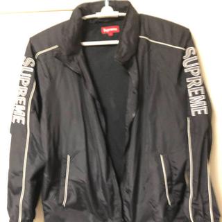 Supreme - 黒 supreme warm up jacket pant シュプリーム