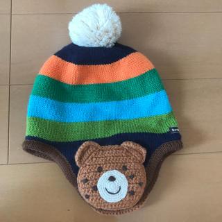 ホットビスケッツ(HOT BISCUITS)のニット帽(ニット帽/ビーニー)