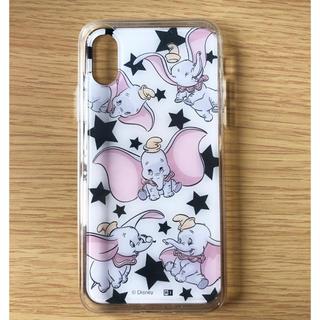 Disney - ディズニー ダンボ  iPhone XS/X ケース