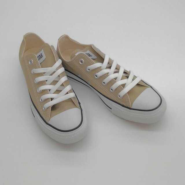 CONVERSE(コンバース)のconverse コンバース ベージュ 24cm レディースの靴/シューズ(スニーカー)の商品写真