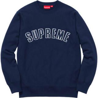 Supreme - L Supreme 15aw arc logo crewneck アーチロゴ