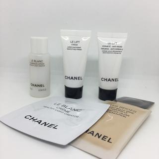 CHANEL - シャネル サンプル セット ミニサイズ