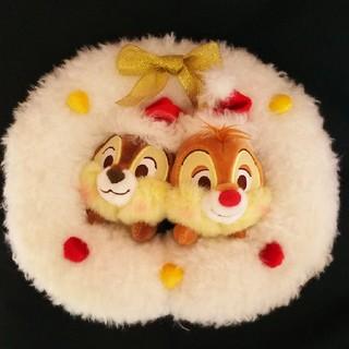 Disney - ぬいぐるみリース/チップとデール