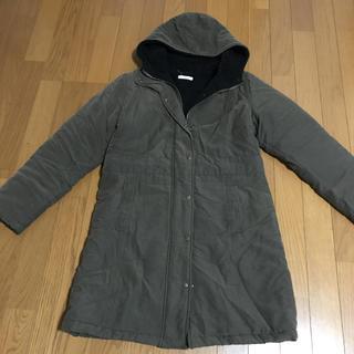 ベルメゾン(ベルメゾン)の値下げ‼️ベルメゾン☆裏ボアの暖かいロングコート ジャケット M(ロングコート)