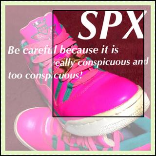 エスピーエックス(SPX)の❇️【SPX】限定モデル&希少カラー☆‼️確認画像❷-1‼️(スニーカー)