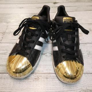 adidas - 【Cランク】(No.379) 23.5cmアディダススーパースターBB5115