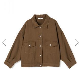 GRL - ツイルジャケット