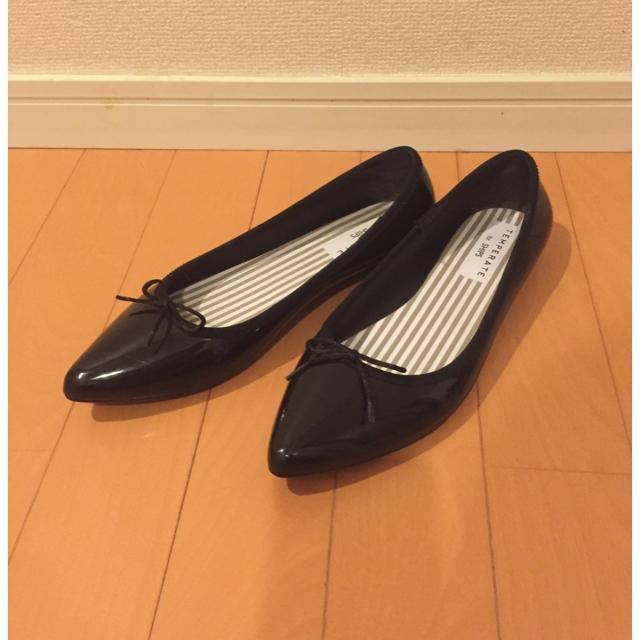 SHIPS(シップス)のレインシューズ パンプス テンプレート TEMPRATE for SHIPS レディースの靴/シューズ(ハイヒール/パンプス)の商品写真