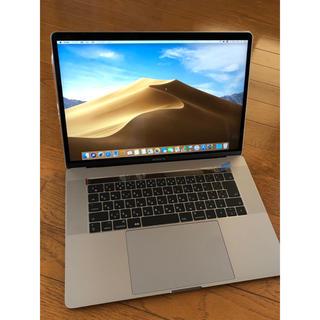 Apple - MacBook Pro 15インチ 2017 メモリ16GB SSD512GB