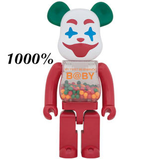 MEDICOM TOY - MY FIRST BE@RBRICK Jester Ver.1000%