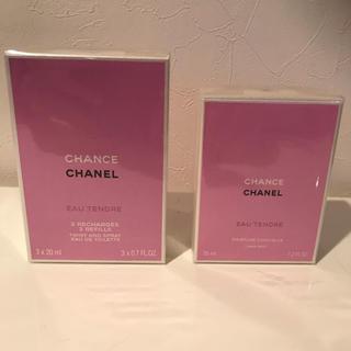 CHANEL - CHANEL香水とヘアーミスト