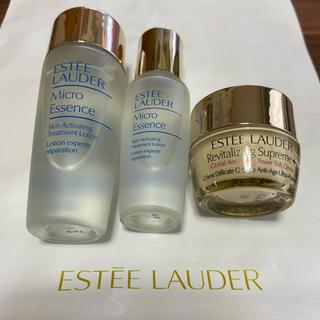 Estee Lauder - 【新品•未使用】ESTEE LAUDER 基礎化粧品